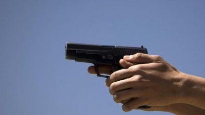 प्रहरीले काठमाडौंको टोखाबाट गोली हानेर विष्णु तामाङलाई पक्राउ