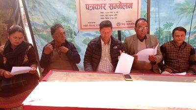 प्रथम ऐतिहासिक छहरे महोत्सवको तयारी तिब्र
