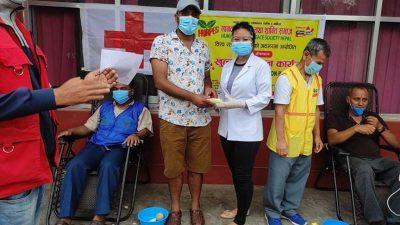 विश्व रक्तदाता दिवसको अवसरमा नुवाकोटका दुई स्थानमा रक्तदान सम्पन्न
