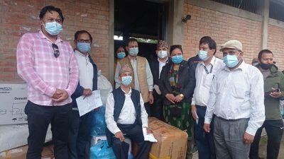 बागमती प्रदेशले त्रिशुली अस्पताल संगै नुवाकोटको १२ ओटै पालिका लाई…