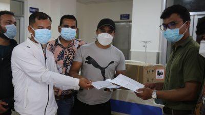 दक्षिण कोरिया पुगेका युवाहरुको समूहले त्रिशुली अस्पताल नुवाकोटलाई आई. सि.यु.…